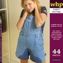 She Wets Those Overalls Again!