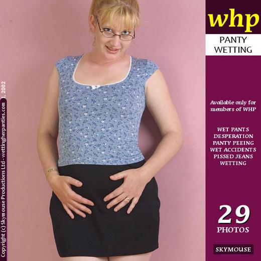 Heather - `Heather Goes Wee-Wee In Her Panties` - by Skymouse for WETTINGHERPANTIES
