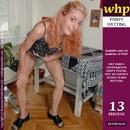 Bibi Crouches Down To Wet Herself