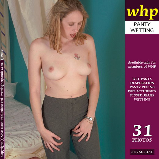 Shanine - `Shanine's Wet Pants Shenanigans` - by Skymouse for WETTINGHERPANTIES