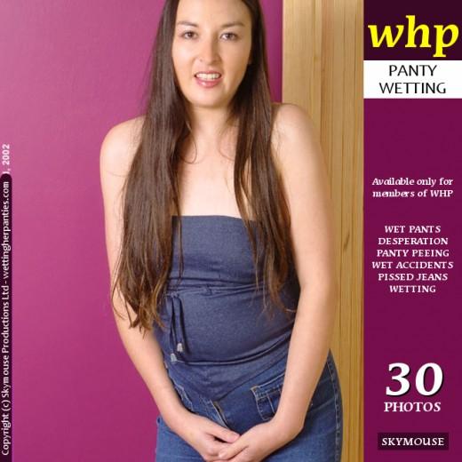 Linda - `Linda The Wet-Jeans Girl` - by Skymouse for WETTINGHERPANTIES