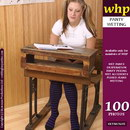 Ami Wets Her Knickers While Sitting At Her School Desk