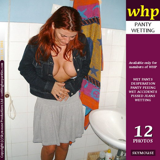 Becca - `Amateur Photos Of Becca Wetting Her Panties` - by Skymouse for WETTINGHERPANTIES