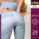 Sammy M Wets Her Pale Blue Pants