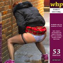Frenchie Wets Her Knickers In An Alley