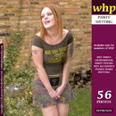 Autumn Has An Outdoor Panty-Wetting Accident