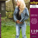 Nicki Pisses Her Jeans