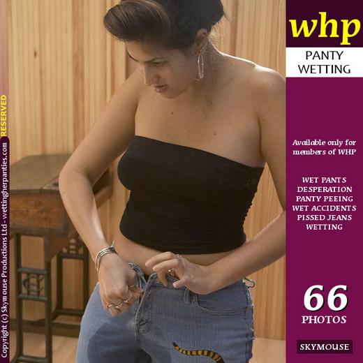 Helen - `Helen Soaks Her Blue Jeans` - by Skymouse for WETTINGHERPANTIES