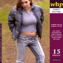 Katie O Does A Straightforward Jeans Wetting