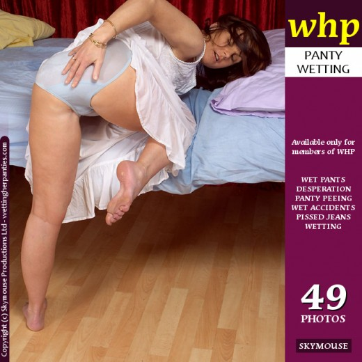 Jackie Brown - `After The Wetting - Part 2 Of Bw-129` - by Skymouse for WETTINGHERPANTIES