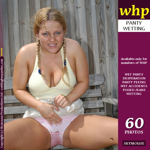 Leah Caprice - `Leah Caprice Starts Off Desperate And Ends Up Naughty` - by Skymouse for WETTINGHERPANTIES