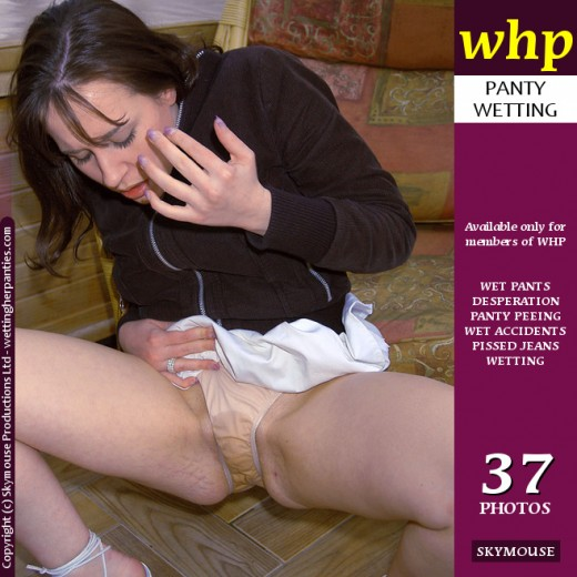 Tiffany B - `Tiffany B's Knickers Get Wetter And Wetter` - by Skymouse for WETTINGHERPANTIES