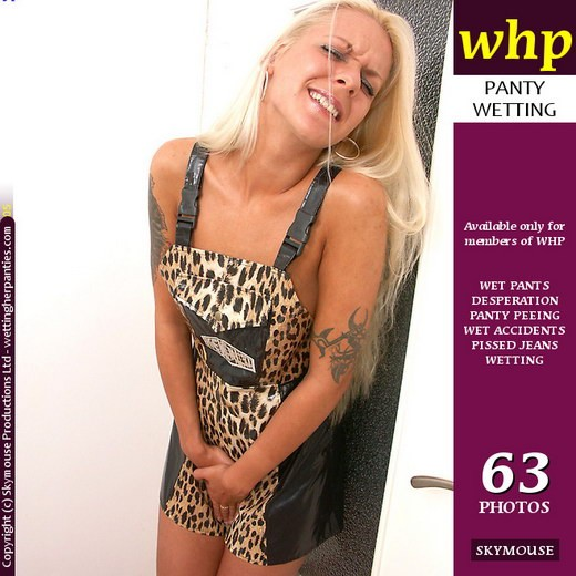 Layla - `Layla Has An Accident Outside The Bathroom Door` - by Skymouse for WETTINGHERPANTIES