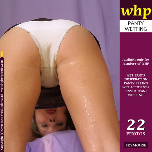 Ami - `A Simple Classic Wetting From Ami` - by Skymouse for WETTINGHERPANTIES