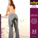 Skye Re-Pees Her Jeans