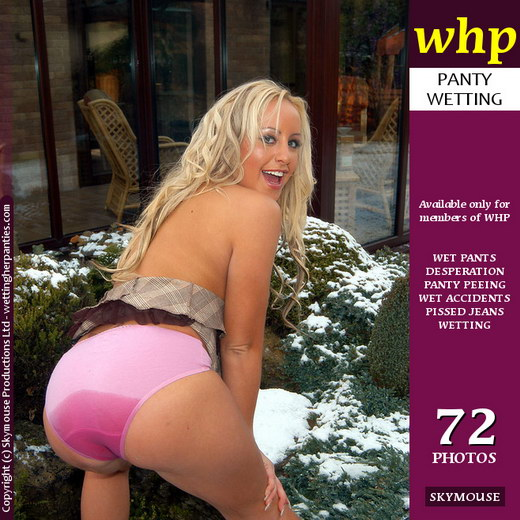 Natalie B Has Some Winter Time Pee Fun gallery from WETTINGHERPANTIES by Skymouse