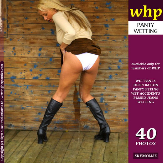 Wendy Jayne - `Wendy Jayne Seasons The Timber` - by Skymouse for WETTINGHERPANTIES