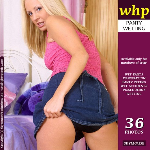 Clair Lou Makes A Splash gallery from WETTINGHERPANTIES by Skymouse