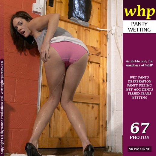 Tasmin - `Desperate Tasmin Loses It In The Office (Part 2)` - by Skymouse for WETTINGHERPANTIES
