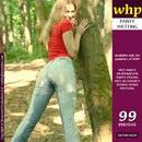 Yuliya Wets Her Panties In The Woods