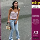 Mandy More Does A Public Jeans Wetting