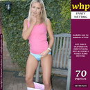Suzie Best Wets The Patio And Her Blue Panties