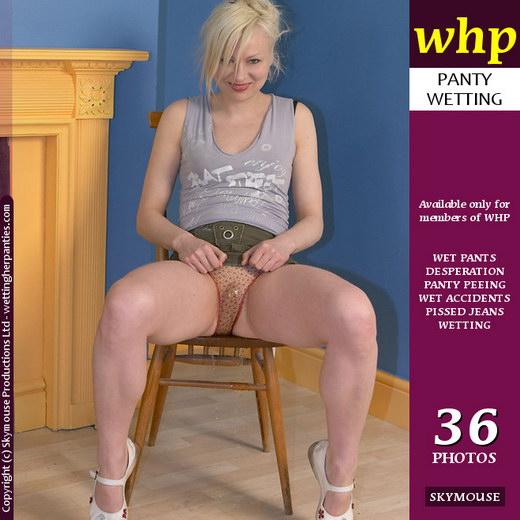 Nico - `Nico Shows Us Her Cute Panties` - by Skymouse for WETTINGHERPANTIES
