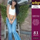 Lymara Wets Her Stripey Jeans