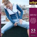Yuliya Soaks Her Blue Jeans
