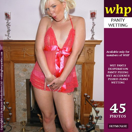 Tiffany Kingston Tries To Put Out The Fire gallery from WETTINGHERPANTIES by Skymouse