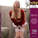Robin Dresses Up For Christmas