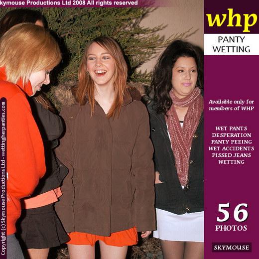 Katie K & Shay Hendrix & Isabella K & Tiffany Z - `Screencaps` - by Skymouse for WETTINGHERPANTIES