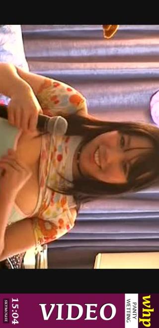 Koko Li - `Recording from Koko Li's webcam` - by Skymouse for WETTINGHERPANTIES