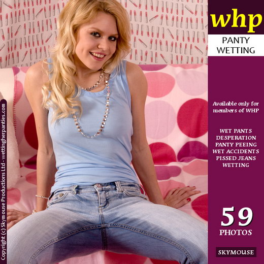 Theo - `A Great Jeans Wetting From Theo` - by Skymouse for WETTINGHERPANTIES