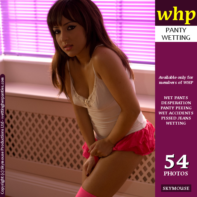 Kayla Louise - `Will Kayla Ever Stop Peeing?` - by Skymouse for WETTINGHERPANTIES