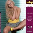 Faye Enjoying Wetting Her Purple Panties