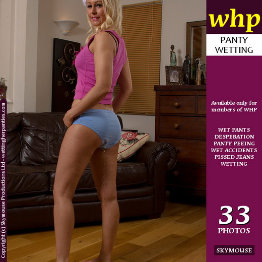 Mia - `Another Panty Wetting By Mia` - by Skymouse for WETTINGHERPANTIES