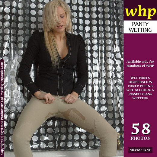 Jennifer - `Jennifer's Jodhpurs Pass The Pee Test` - by Skymouse for WETTINGHERPANTIES