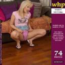 Faye's Pretty Pink Panty Wetting