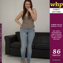 Cute Candie Wets Her Jeans
