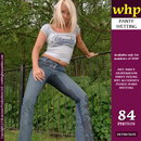 Becky Boo Has An Outdoor Jeans Wetting