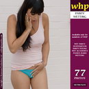Sasha Changes The Colour Of Her Pale Blue Panties
