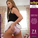 Natalia Gives Her Pink Panties A Soaking