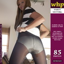 Tight pissed pantyhose