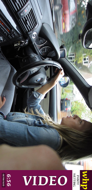 Danielle Maye - `Desperate drive` - by Skymouse for WETTINGHERPANTIES
