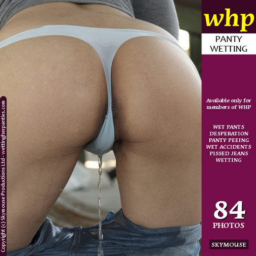 Lauren - `Warehouse wetting` - by Skymouse for WETTINGHERPANTIES
