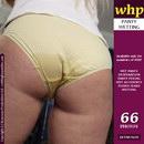 Wet Yellow Panties
