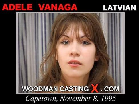 Adele - `Adele casting` - by Pierre Woodman for WOODMANCASTINGX