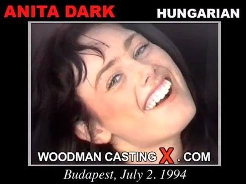 Anita Dark - `Anita Dark casting` - by Pierre Woodman for WOODMANCASTINGX