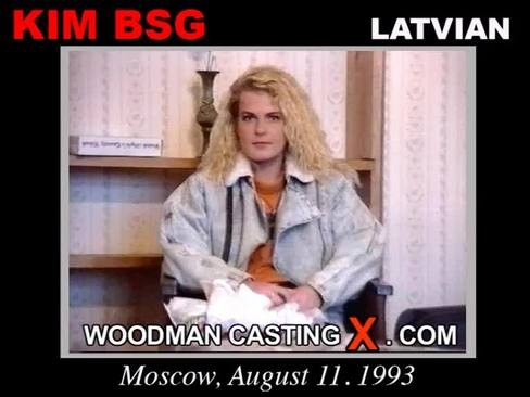 Kim Bsg - `Kim Bsg casting` - by Pierre Woodman for WOODMANCASTINGX